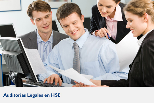 Auditoria legal en hse